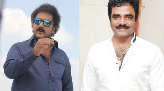 Rockline Venkatesh to play a key role in Ravichandran's 'Kannadiga'