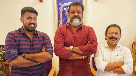 Suresh Gopi's 'Ottakomban' to resume shooting