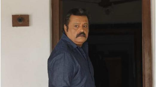 Suresh Gopi's 'Kaaval' resumes shooting
