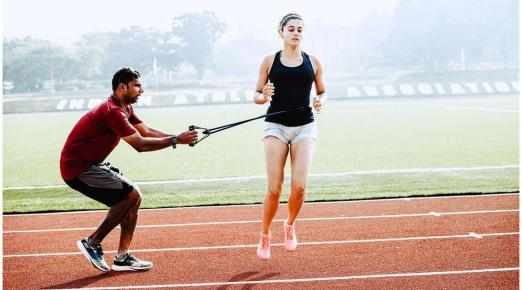 Taapsee Pannu shares pictures of training for 'Rashmi Rocket'