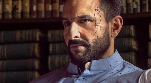 'Tandav' review: Saif Ali Khan's web series is all style and little substance
