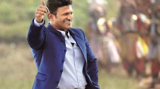 Puneeth Rajkumar-Santosh Ananddram to team up for the third time?