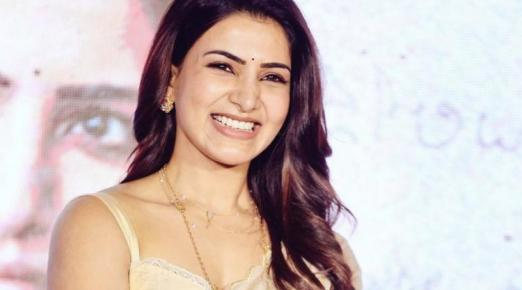 Samantha Akkineni celebrates 11 years in the film industry