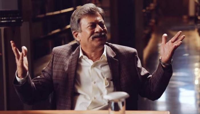Ananth Nag in a Kannada film KGF