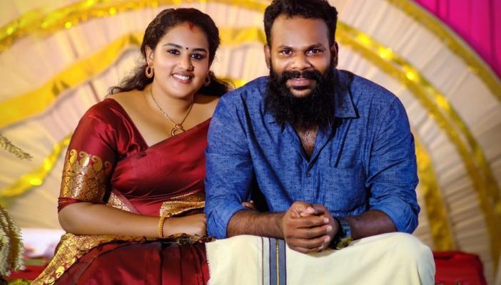 Anupama and Ajith file photo