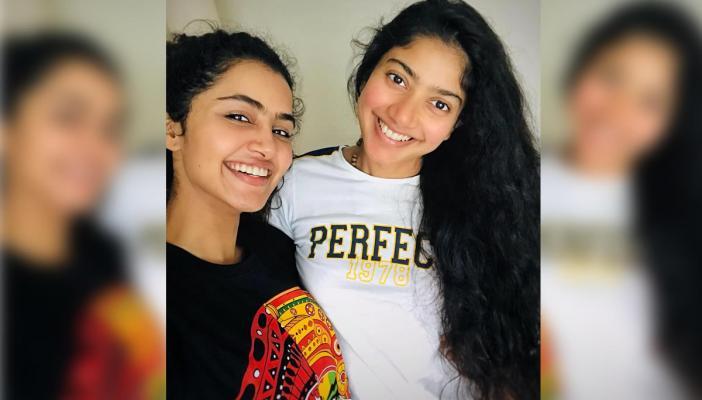 Sai Pallavi and Anupama Parameswarans friendship continues from Premam days