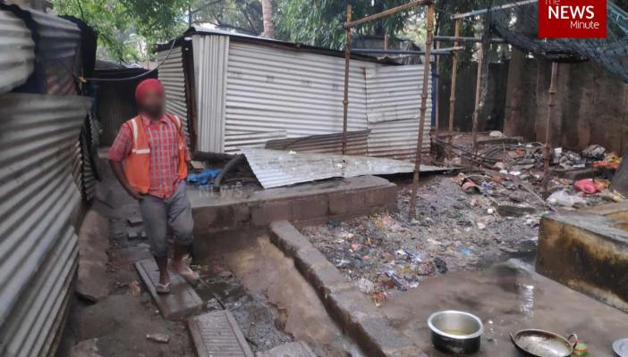 Workers toiling for Bengaluru Smart City project are living in abysmal conditions