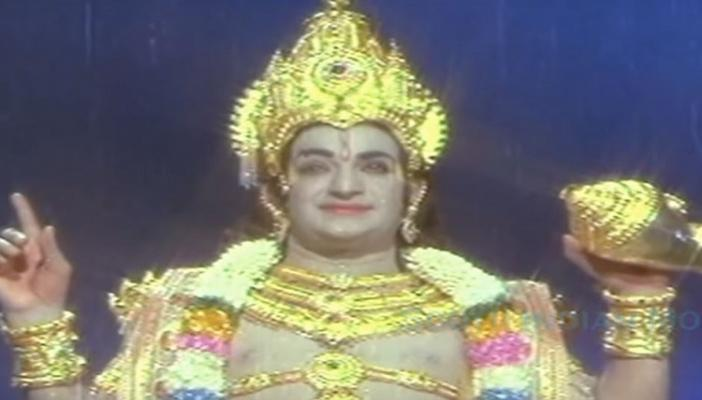 Playing god on screen How NTRs mythological roles shaped his political career