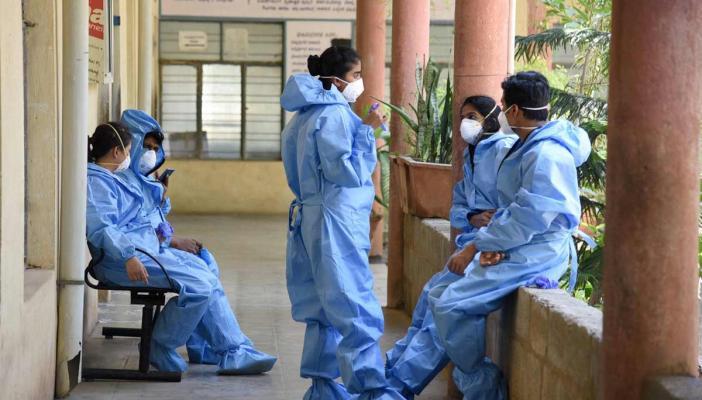 COVID-19 patient flees Bengaluru hospital police begin search