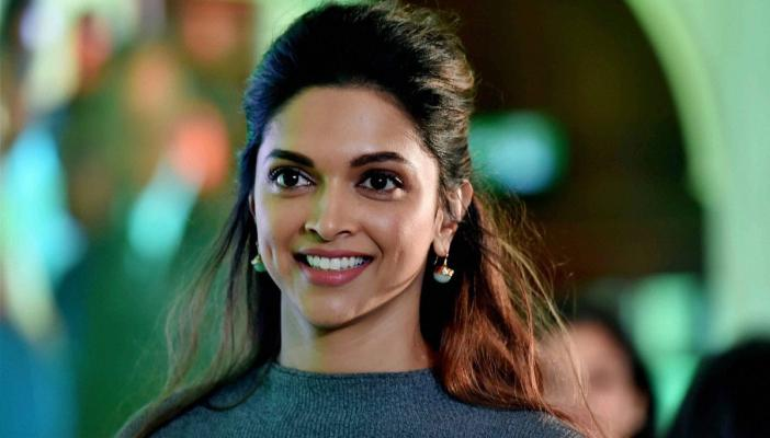 """Bollywood actor Deepika Padukone at the unveiling of the country's first nationwide public awareness campaign on mental health """"Dobara Poocho"""" in New Delhi on Monday."""