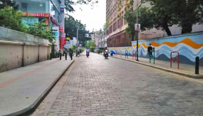 Parking issues lack of safety Residents unhappy with Bengalurus Church Street First