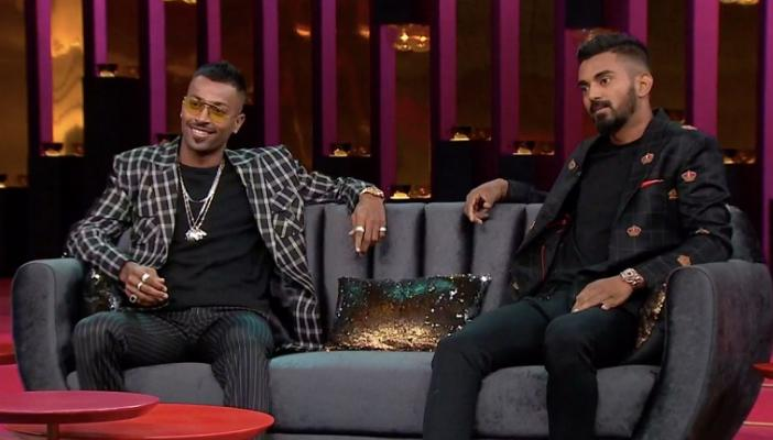 BCCI show cause notice to Hardik Pandya KL Rahul for comments on Koffee with Karan