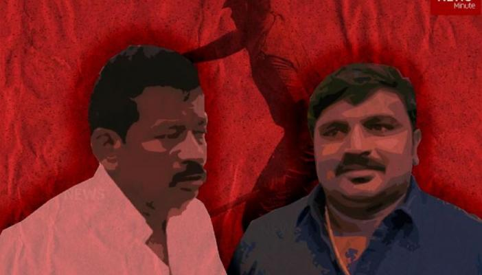 Father and son Jayaraj and Bennix who were allegedly murdered by the Sathankulam police