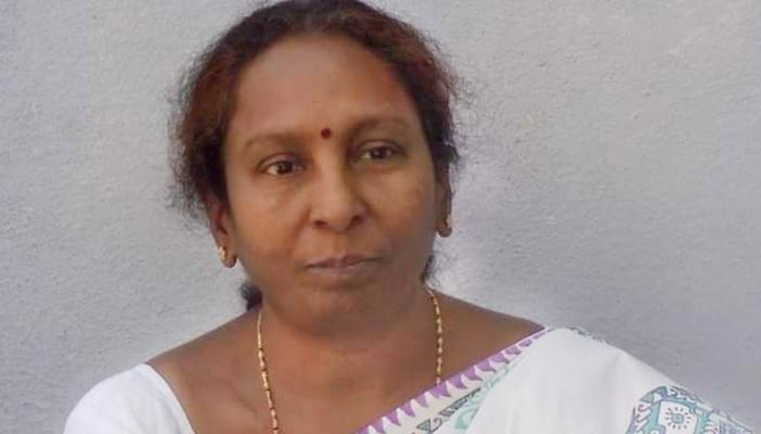 Human rights activist and advocate Jayasree Kakumani
