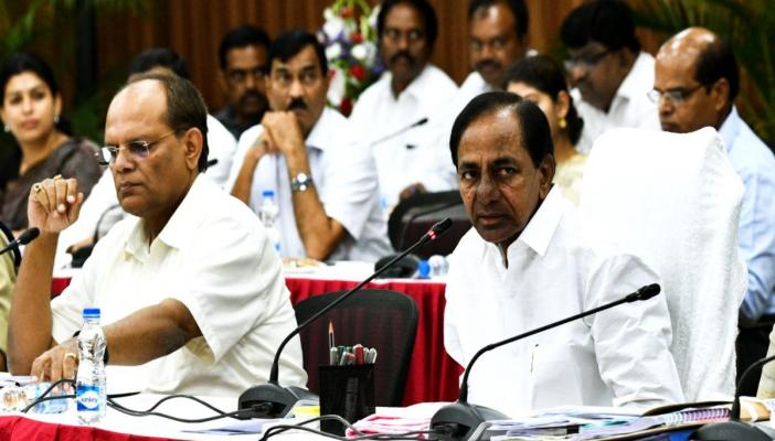 Telangana govt orders institutions to release pending salaries to lecturers other staff