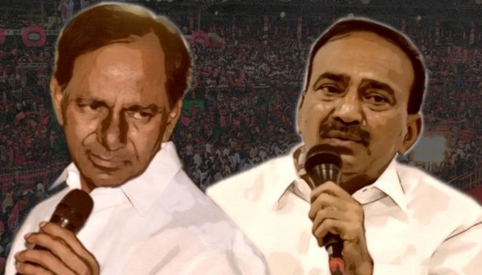 Sacked from Telangana CM KCRs cabinet all eyes on Eatala Rajenders next move