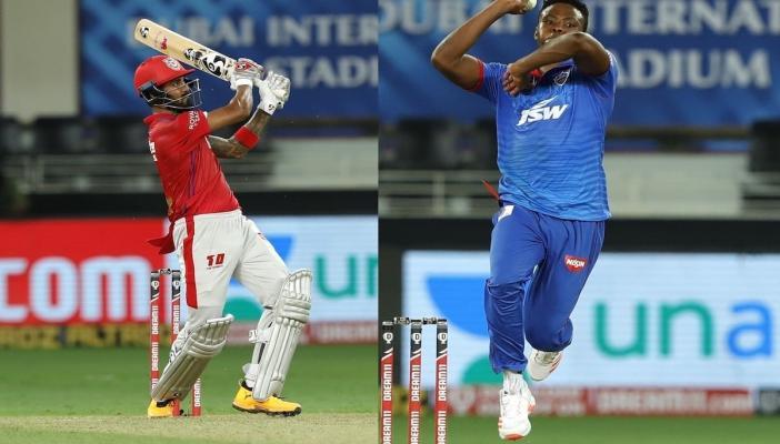 IPL 2020 KL Rahul wins Orange Cap Rabada takes Purple Cap