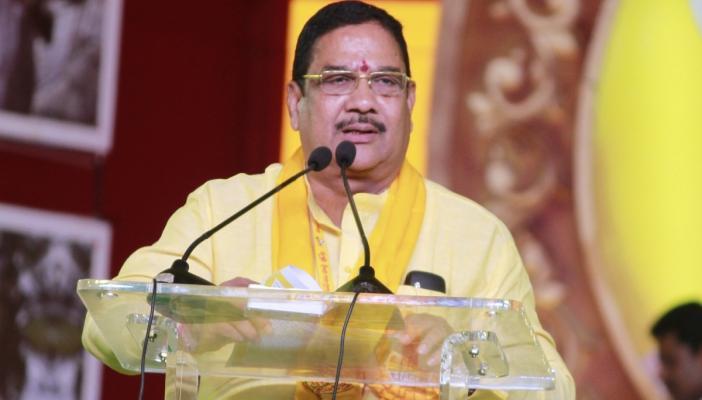 Ramatheertham unrest TDP leader Kala Venkata Rao detained by Andhra police
