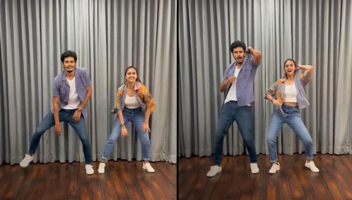 Keerthy suresh dancing to aal thotta boopathy