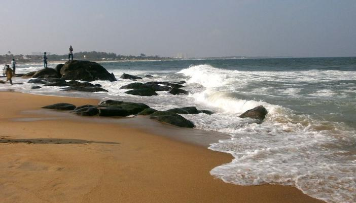 Chennai wants to build stormwater drains on its beaches Why this is a bad idea