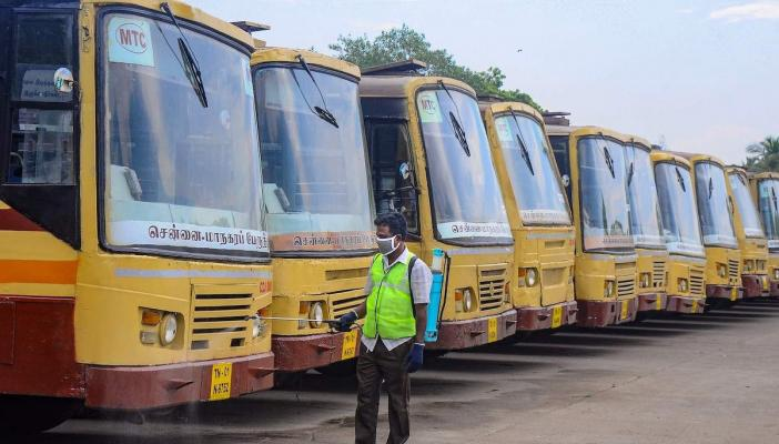 Bus travel free for persons with disabilities in TN but accessibility concerns remain