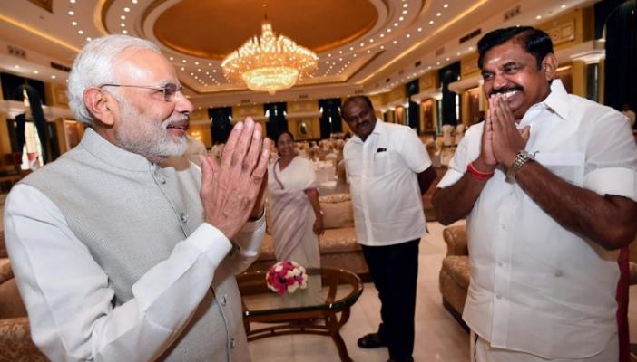 Tirunelveli to South Chennai Key seats BJP is eyeing in talks with AIADMK