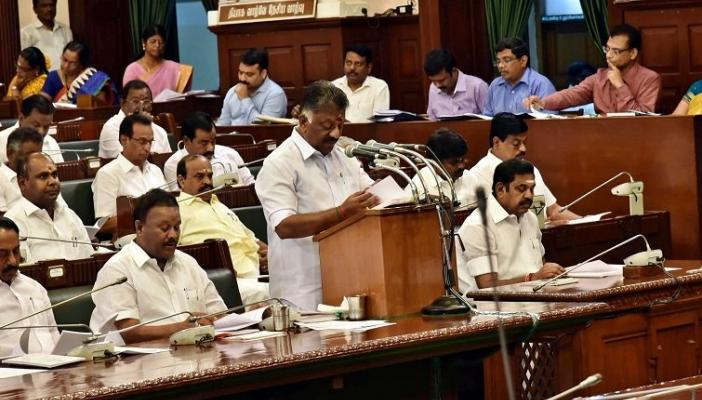 Live blog Tamil Nadu Budget 2019 Ahead of elections it may be sop time