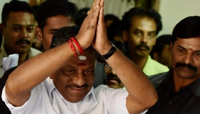 OPS power move Son seeks AIADMK MP ticket from Theni or Virudhunagar