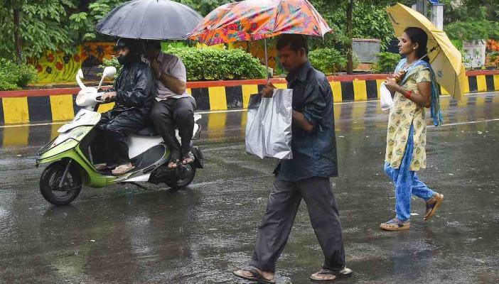 With heavy rains this season ten districts in AP received excess rainfall