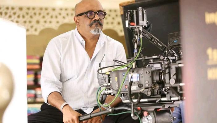 Cinematographer and filmmaker Ravi K Chandran