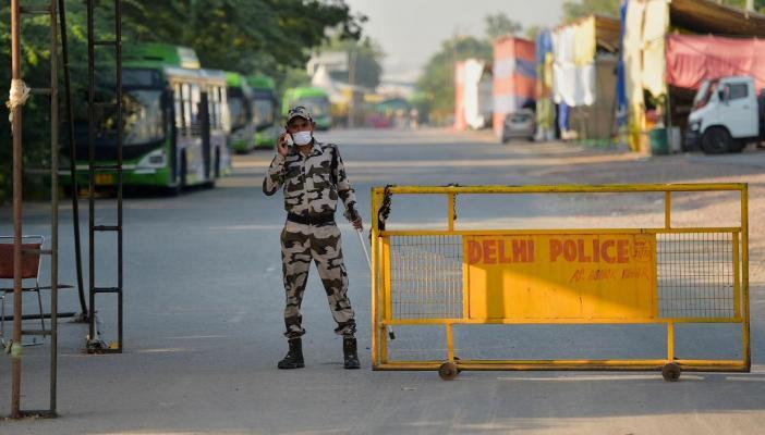 Representational image of Delhi police