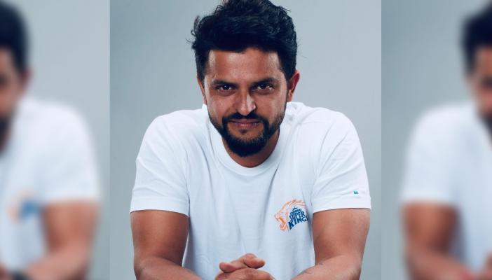 Cricketer Suresh Raina
