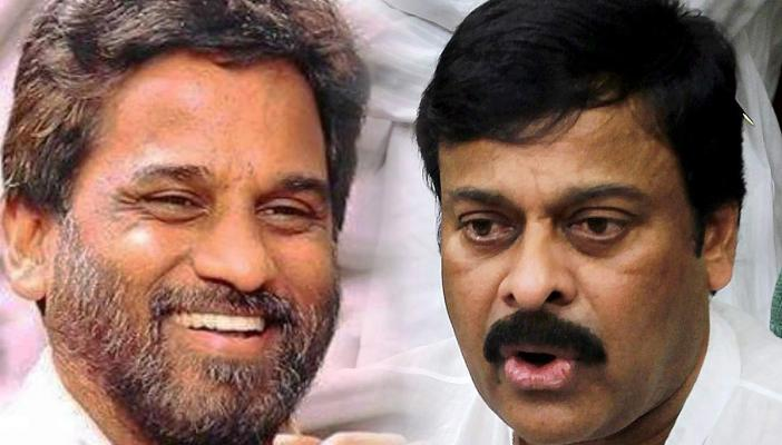 Tollywood star Chiranjeevi donates Rs 1 lakh to late actor TNRs family