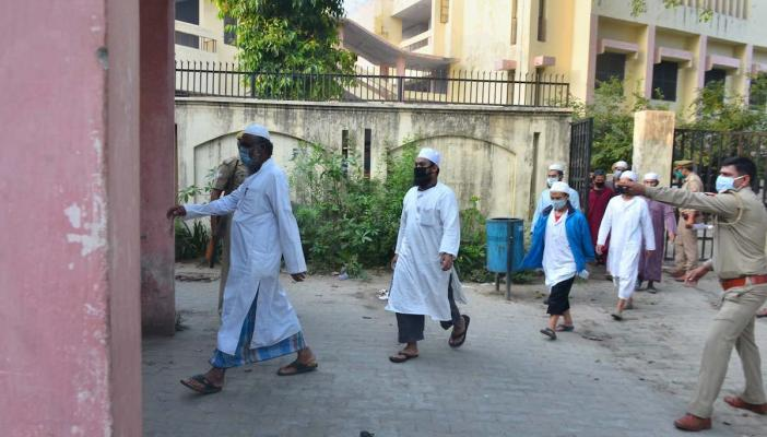 Over 2500 foreign Tablighi Jamaat members banned from entering India for 10 years