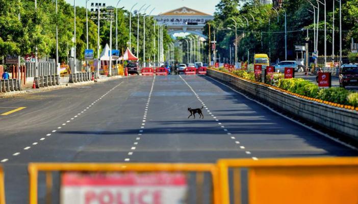 Lockdown in Tamil nadu