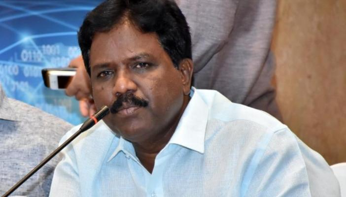 VCKs Ravikumar pushes for filling SCs posts lying vacant in govt colleges