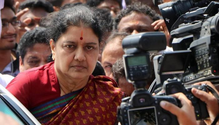 VK Sasikala tests negative for COVID-19 suffering from acute respiratory infection