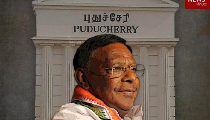 Presidents rule imposed in Puducherry after Congress-led govts fall