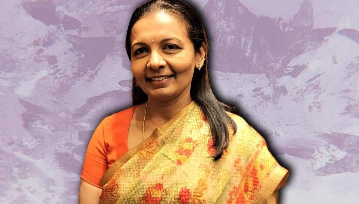 Valli Arunachalam is the daughter of the former executive chairman of Murugrappa Group