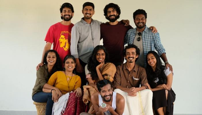 A Very Normal Family at Mathrubhumi Lit Fest Meet the fun cast and crew