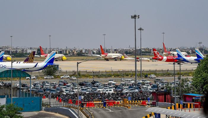 Air passenger traffic falls by 823 in July 2020 due to COVID-19