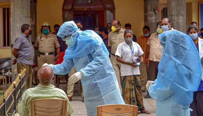 Bengaluru 1235 new COVID-19 cases 16 deaths confirmed on Sunday