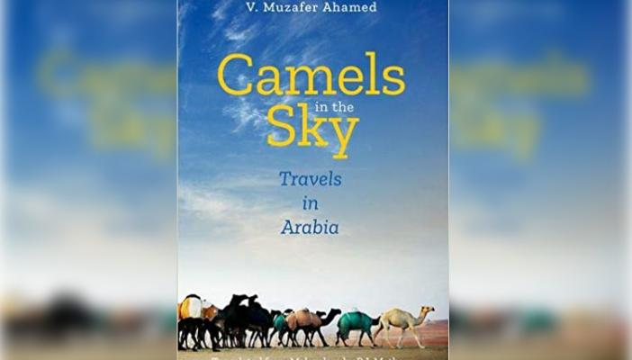 Camels in the Sky review A gripping travelogue on the hidden delights of deserts