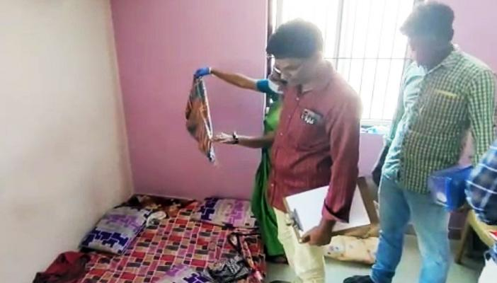 Officials visit home of murdered three-month-old toddler in Coimbatore