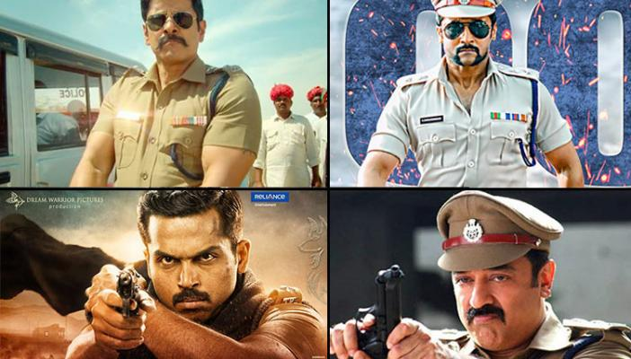 The kaaki sattai in Tamil cinema What real life cops think of their portrayal