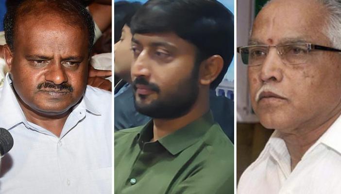 Live blog Explosive presser by HDK accuses Yeddyurappa of bribing JDS MLAs son