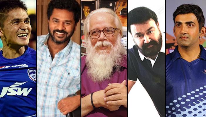 Padma awards for 2019 announced Full list of awardees