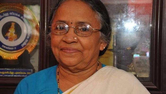 Noted Kathakali artiste Chavara Parukutty Amma passes away at 76