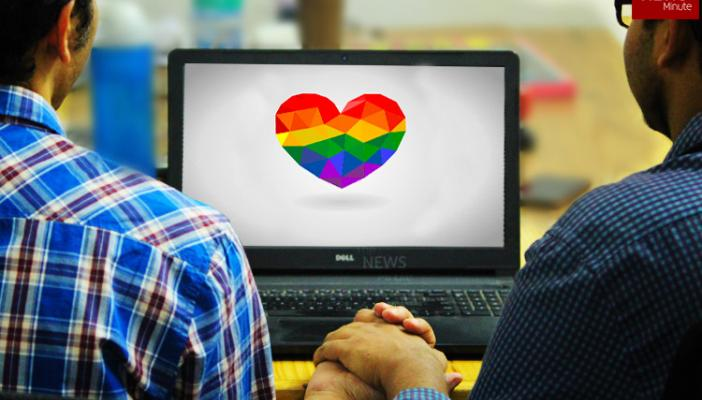 Queer men dating apps and crime How much does decriminalising 377 help