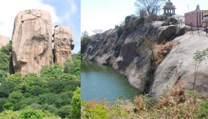 The lofty rock formations of Ramanagara A trip to the land of Gabbar Singh